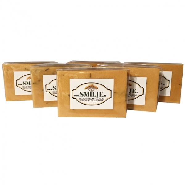 2 helichrysum italicum immortelle soap essential oil smilje croatia